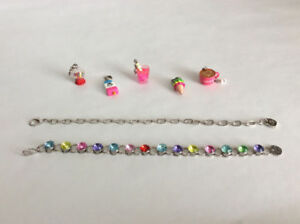 "THE ORIGINAL ""CHARM IT"" by High Intencity charms bracelets"