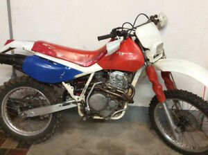 1990 Honda XR 600 for SALE!