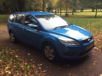 FORD FOCUS 1.8 STYLE TDCI 5DR (blue) 2008
