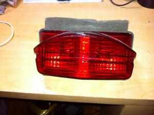 01-06 Honda CBR 600 F4i Rear Tail Light and Brake Light Signal