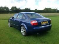 Audi A4 1.8T quattro sport 190