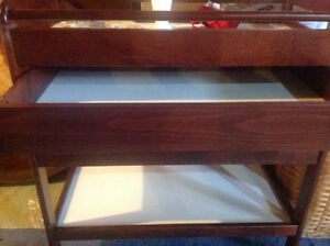 Excellent Condition Caramina Change Table From West Coast-Solid Strathcona County Edmonton Area image 4