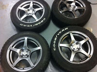 MAGS NEUF195/65R15 / HIVER-WINTER / NEW MAGS 195/65R15