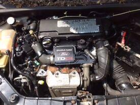 2007 Ford Fiesta 1.4 tdci duratorq engine