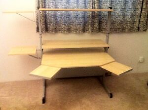 Jerker IKEA table. Excellent condition Stratford Kitchener Area image 2