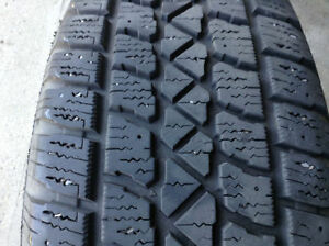 Arctic Claw tires on black steel rims tire size 225/65R17