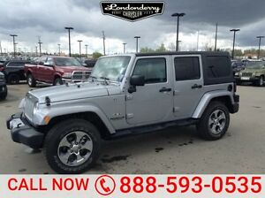 2016 Jeep Wrangler Unlimited 4WD UNLIMITED SAHARA Bluetooth,  Re