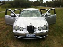 2001 Jaguar S Type Sedan O'Connor Fremantle Area Preview