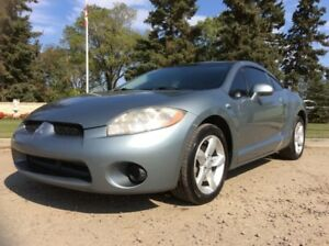 2007 Mitsubishi Eclipse, GS-PKG, AUTO, LOADED, ROOF, NO ACCIDENT