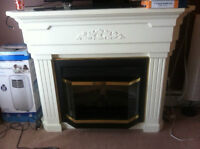 URGENT MOVING SALE- ELECTRIC FIREPLACE