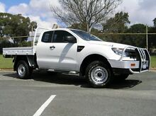 2012 Ford Ranger XL White 5 Speed Automatic Extracab Gosnells Gosnells Area Preview