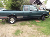 1995 Ford Ranger parting out
