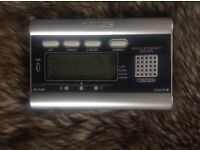 Seiko Chromatic Digital Tuner SAT500 - Perfect Working Order - Collect from Guildford