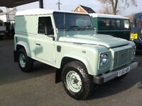 2015(65) Land Rover 90 Defender 2.2TDCi 2015MY Heritage Limited Edition Hardtop