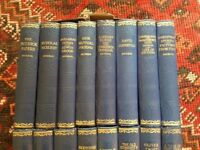 A collection of 16 Charles Dickins books