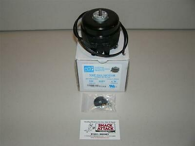 Vendo 470 475 720 721 Soda Machine 9 Watt Condenser Fan Motor Free Ship