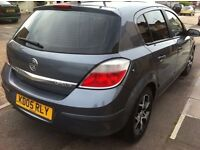 BREAKING FOR PARTS VAUXHALL ASTRA SXI, H, 1.6 PETROL 5 speed manual, sport, grey, tm
