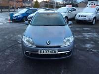 RENAULT LAGUNA 2.0 dCi 150 Dynamique S 5dr AUTOMATIC DIESEL, A LOVELY VEHICLE. FULL MOT (blue) 2007