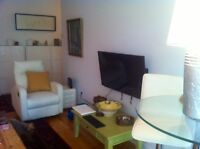 WINTER RENTAL  $800.00 FURNISHED 3 1/2, PARKING