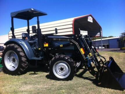 40hp New Tractor with Rops and Front End Loader DQ404 Enfly Hatton Vale Lockyer Valley Preview