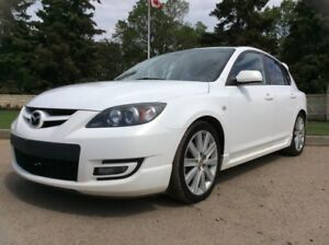 2007 Mazda MazdaSpeed3, 6/SPD, ONLY 263HP, ACCIDENTS FREE CAR!!