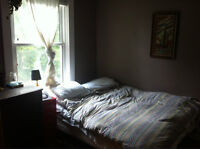August sublet in Roncy