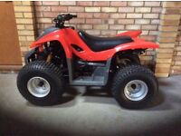 Lawnflight 100cc quad bike