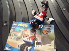 Lego Mixels 41556 - TIKETZ - £3