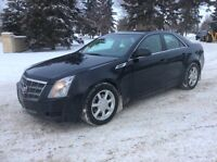 2008 Cadillac CTS4, Auto, AWD, Leather, Roof, Loaded, $8,500