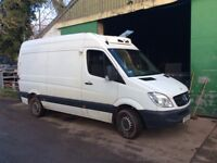 2009 Mercedes sprinter 311cdi headlight breaking for parts spares