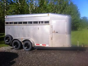 2001 Southland Stock Combo Trailer