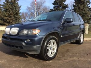 2004 BMW X5, Premium, AUTO, AWD, LEATHER, ROOF, $6,700