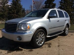 2008 Chrysler Aspen, LIMITED/AWD, LEATHER/ROOF, NAVI/DVD, $7,800