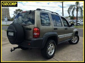 2004 Jeep Cherokee KJ Limited (4x4) 5 Speed Automatic Wagon Homebush Strathfield Area Preview
