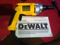 dewalt dw268 heavy duty scrugun