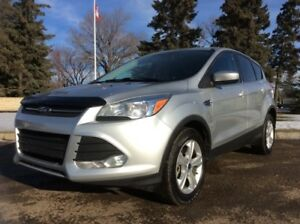2016 Ford Escape, SE-PKG, TURBO, AUTO, AWD, LOADED, CLEAN!