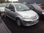 2004 Citroen C3 Panoramique Silver 4 Speed Automatic Hatchback Hoppers Crossing Wyndham Area Preview