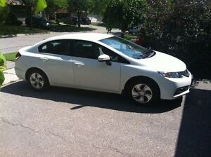 2014 Honda Civic-Unbelievable millage (66K) for 2 years