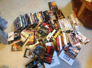 Downsize Mvg sale - DVD, tape movie and more Kitchener / Waterloo Kitchener Area image 1