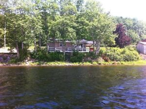 Cottage for rent on Lochaber Lake