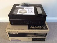 Yamaha RX-V673 7.1 AV Receiver (Amp)