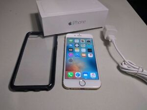 Bell/Virgin iPhone 6 64GB Great Shape Premium GOLD