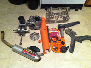 Lot of parts off 2014 KTM 250sx $500 will fit other years!!...