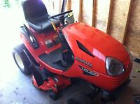 2009 Kubota T2080 with105 Hours delivered.