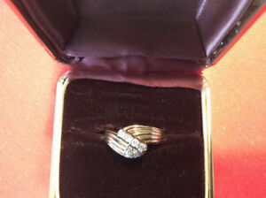 Diamond ring $1200.00 value