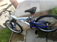 Boys bike for sale, good condition, £25