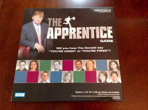 The Apprentice Game (Donald Trump)
