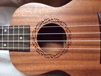 Soprano uke