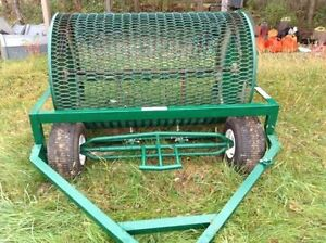Stablers EZ24 Rotary Manure Spreader