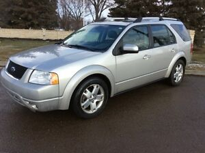 2007 Ford FreeStyle, LIMITED, AUTO, AWD, LEATHER, DVD, $4,500